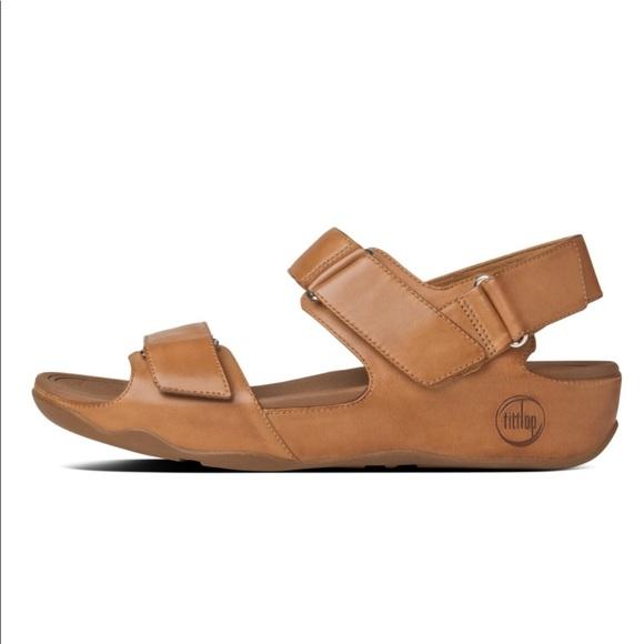 board Fitflop wobble Comfy SandalsPoshmark ShoesNwot Tan Yb7Iyv6fg